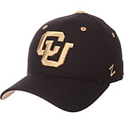 Zephyr Men's Colorado Buffaloes Black DH Fitted Hat