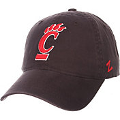 Zephyr Men's Cincinnati Bearcats Grey Scholarship Adjustable Hat