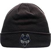Zephyr Men's UConn Huskies Grey Cuffed Knit Beanie