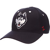Zephyr Men's UConn Huskies Blue Competitor Adjustable Hat