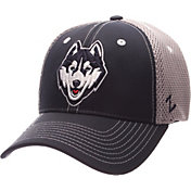 Zephyr Men's UConn Huskies Blue/White Pregame Foam Z-Fit Hat
