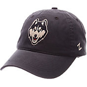 Zephyr Men's UConn Huskies Blue Scholarship Adjustable Hat