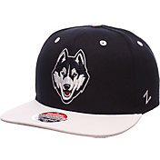 Zephyr Men's UConn Huskies Blue/White Z-Wool Z11 Snapback Hat