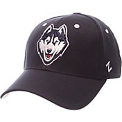 Zephyr Men's UConn Huskies Blue Z-Wool Flexfit Hat