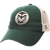 Zephyr Men's Colorado State Rams Green/White University Adjustable Hat