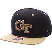 Zephyr Men's Georgia Tech Yellow Jackets Navy/Gold Z-Wool Z11 Snapback Hat