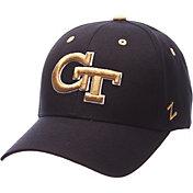 Zephyr Men's Georgia Tech Yellow Jackets Navy Competitor Adjustable Hat