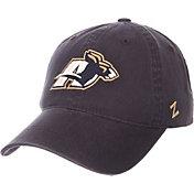 Zephyr Men's Akron Zips Navy Scholarship Adjustable Hat