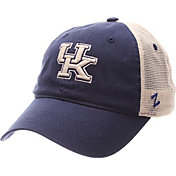 Zephyr Men's Kentucky Wildcats Blue/White University Adjustable Hat