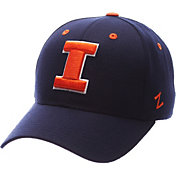Zephyr Men's Illinois Fighting Illini Blue Competitor Adjustable Hat