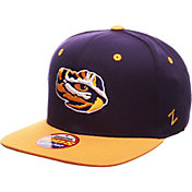 Zephyr Youth LSU Tigers Purple/Gold Z11 Adjustable Hat
