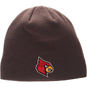 Zephyr Men's Louisville Cardinals Grey Edge Beanie