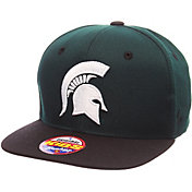 Zephyr Youth Michigan State Spartans Green/Black Z11 Adjustable Hat
