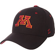 Zephyr Men's Minnesota Golden Gophers Black DH Fitted Hat