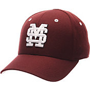 Zephyr Men's Mississippi State Bulldogs Maroon DH Fitted Hat