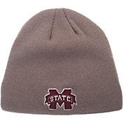 Zephyr Men's Mississippi State Bulldogs Grey Edge Beanie