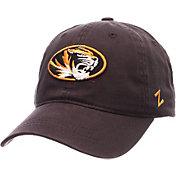 Zephyr Men's Missouri Tigers Grey Scholarship Adjustable Hat