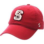 Zephyr Men's NC State Wolfpack Red Scholarship Adjustable Hat