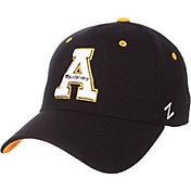 Zephyr Men's Appalachian State Mountaineers Black ZH ZClassic Flexfit Hat