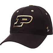 Zephyr Men's Purdue Boilermakers Competitor Black Adjustable Hat