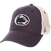 Zephyr Men's Penn State Nittany Lions Blue/White University Adjustable Hat