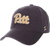 Zephyr Men's Pitt Panthers Blue Scholarship Adjustable Hat