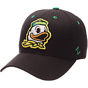 Zephyr Men's Oregon Ducks Competitor Black Adjustable Hat