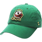 Zephyr Men's Oregon Ducks Green Scholarship Adjustable Hat