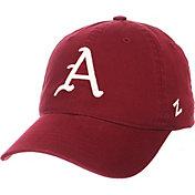 Zephyr Men's Arkansas Razorbacks Cardinal Scholarship Adjustable Hat