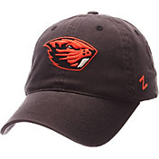 Zephyr Men's Oregon State Beavers Grey Scholarship Adjustable Hat