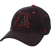 Zephyr Men's Arizona Wildcats Black Element ZClassic Flexfit Hat
