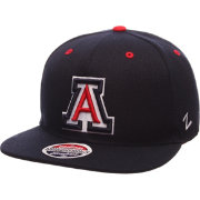 Zephyr Men's Arizona Wildcats Navy Z-Wool Z11 Snapback Hat