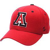 Zephyr Men's Arizona Wildcats Maroon DH Fitted Hat