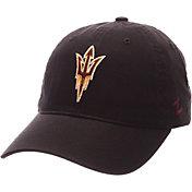 Zephyr Men's Arizona State Sun Devils Scholarship Black Adjustable Hat