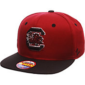 Zephyr Youth South Carolina Gamecocks Garnet/Black Z11 Adjustable Hat