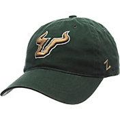 Zephyr Men's South Florida Bulls Green Scholarship Adjustable Hat