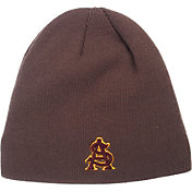 Zephyr Men's Arizona State Sun Devils Grey Edge Beanie