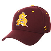 Zephyr Men's Arizona State Sun Devils Maroon DH Fitted Hat