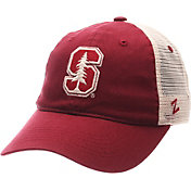 Zephyr Men's Stanford Cardinal Cardinal/White University Adjustable Hat