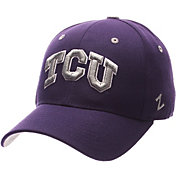 Zephyr Men's TCU Horned Frogs Purple DH Fitted Hat