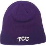 Zephyr Men's TCU Horned Frogs Purple Edge Beanie