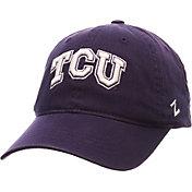 Zephyr Men's TCU Horned Frogs Purple Scholarship Adjustable Hat