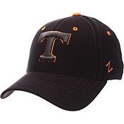 Zephyr Men's Tennessee Volunteers Black Element ZClassic Flexfit Hat
