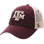 Zephyr Men's Texas A&M Aggies Maroon/White University Adjustable Hat
