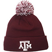 Zephyr Men's Texas A&M Aggies Maroon Pom Knit Beanie