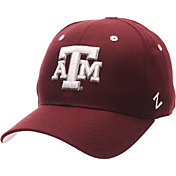 Zephyr Men's Texas A&M Aggies Maroon DH Fitted Hat