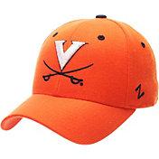 Zephyr Men's Virginia Cavaliers Orange DH Fitted Hat