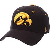 Zephyr Men's Iowa Hawkeyes Black ZH ZClassic Flexfit Hat