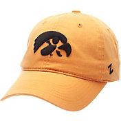 Zephyr Men's Iowa Hawkeyes Gold Scholarship Adjustable Hat