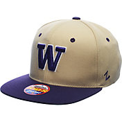 Zephyr Youth Washington Huskies Gold/Purple Z11 Adjustable Hat
